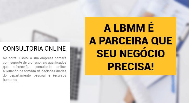LBMM Consultoria Empresarial Online - A parceira que seu negócio precisa!