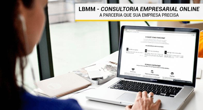 LBMM Consultoria Empresarial Online - A parceria que sua empresa precisa!